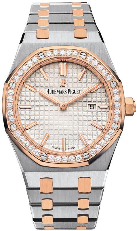 Audemars Piguet 67651SR.ZZ.1261SR.01 Royal Oak Women s Watch ... 0b394f0718