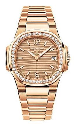 Patek Philippe Nautilus Womens Watch 7010/1r-012