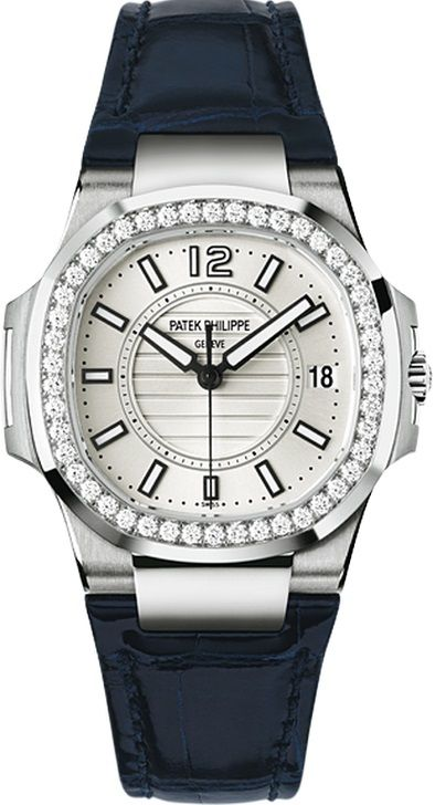 Patek Philippe Nautilus Womens Watch 7010G-001