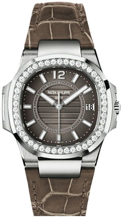 Patek Philippe Nautilus Womens Watch 7010G-010