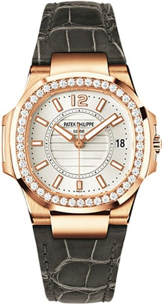 Patek Philippe Nautilus Womens Watch 7010R-001