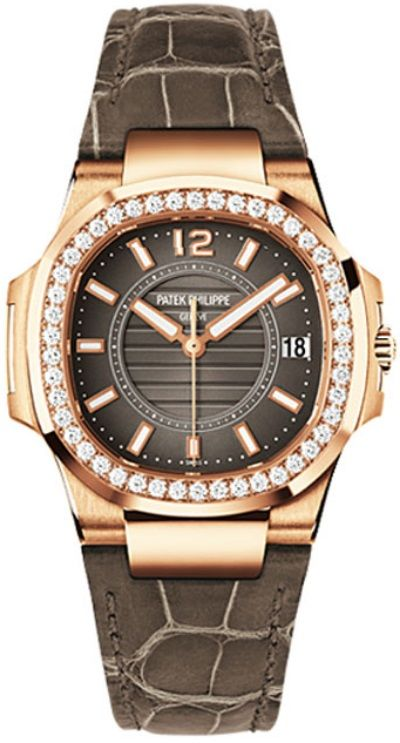 Patek Philippe Nautilus Womens Watch 7010R-010