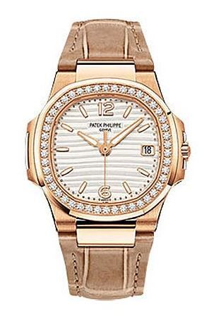 Patek Philippe Nautilus Womens Watch 7010R-011