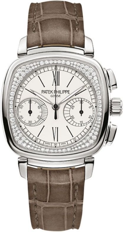 Patek Philippe Complications Womens Watch 7071G-001