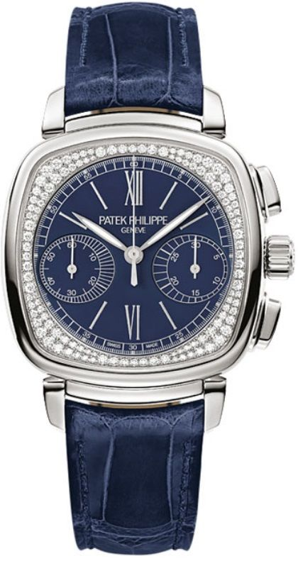 Patek Philippe Complications Womens Watch 7071G-011