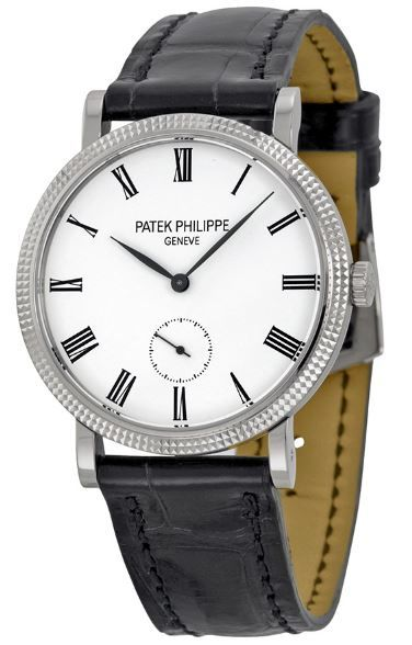 Patek Philippe Calatrava Mens Watch 7119G