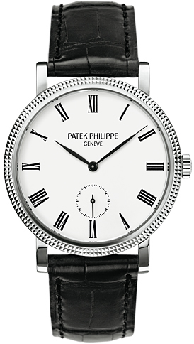Patek Philippe Calatrava Womens Watch 7119G-010