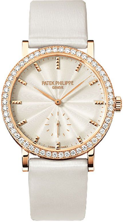 Patek Philippe Calatrava Womens Watch 7120R-001