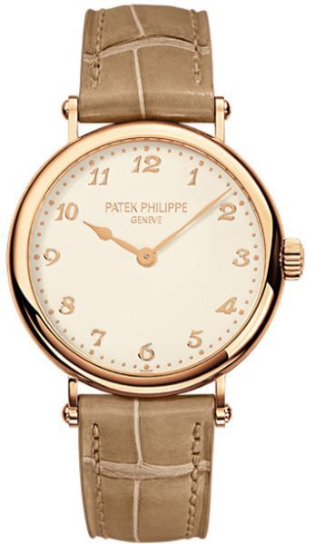 Patek Philippe Calatrava Womens Watch 7200R-001