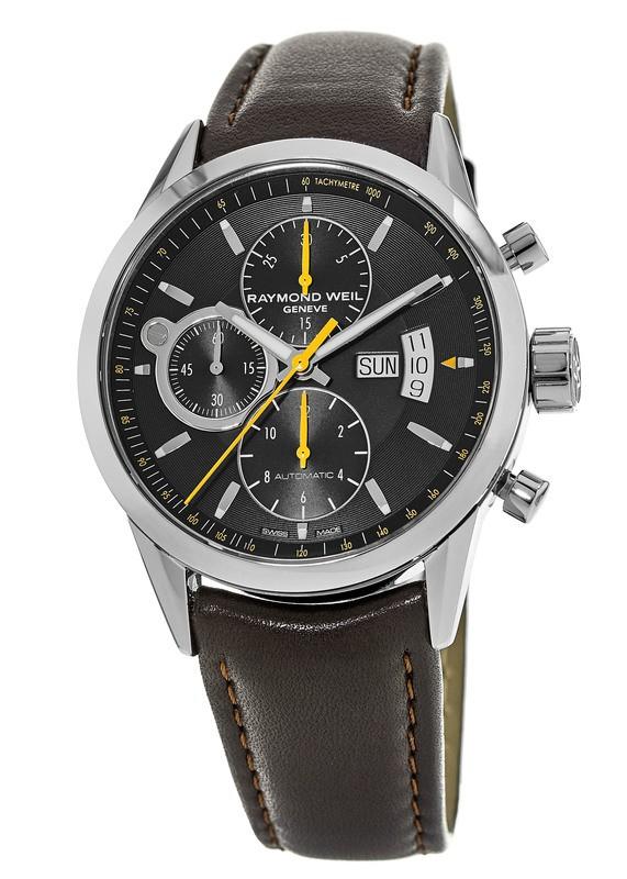 e8209cf1cc0 Raymond Weil 7730-STC-20021 Freelancer Automatic Men s Watch ...