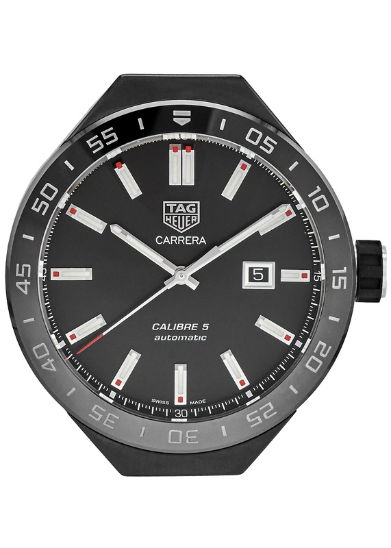 Tag Heuer Connected Modular 45 Calibre 5 Automatic Interchangeable Head Only Men S Watch Awbf2a80