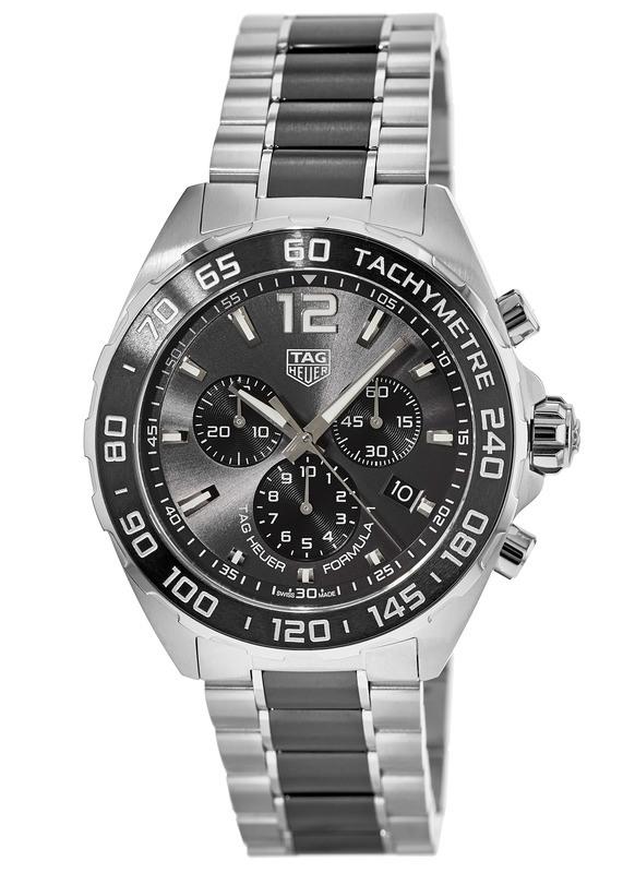 Tag Heuer Caz1011 Ba0843 Formula 1 Quartz Chronograph Men