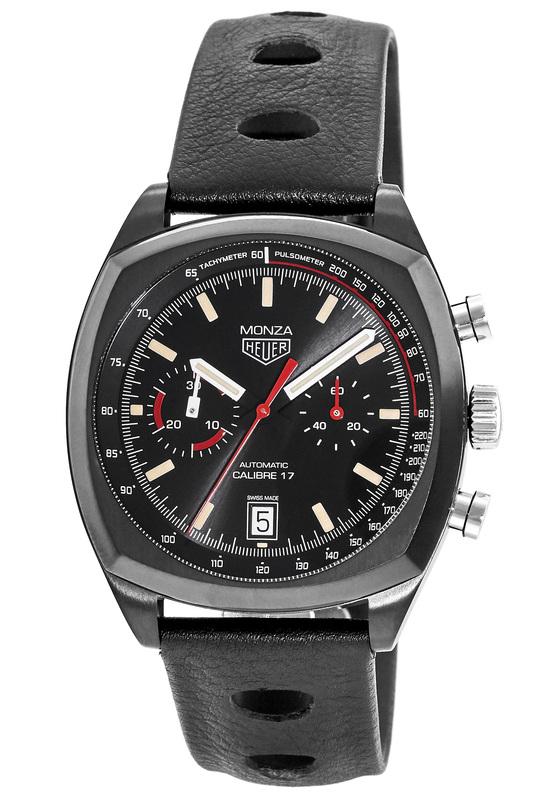 Tag Heuer Cr2080 Fc6375 Monza Calibre 17 Men S Watch