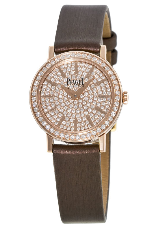 Piaget g0a37034 altiplano women 39 s watch for Altiplano watches