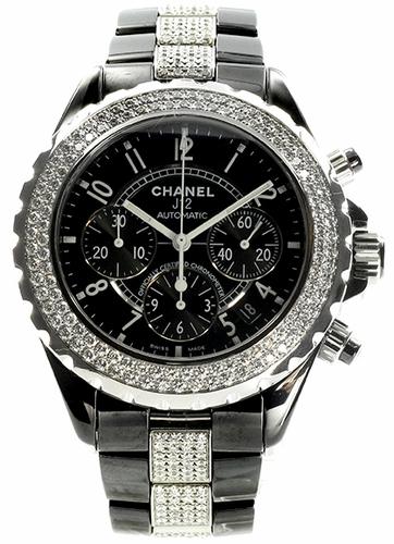 f08bfc8f Chanel J12 Chronograph Men's Watch H1706