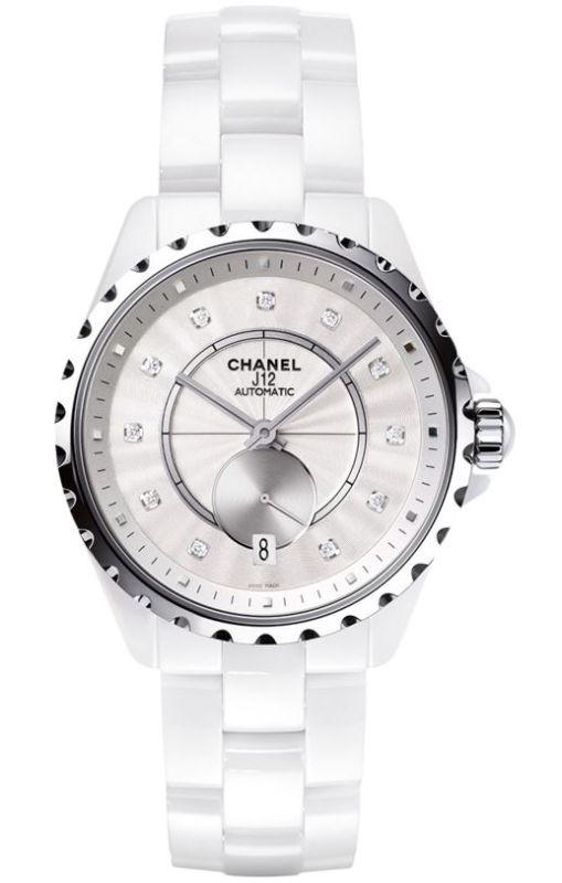 e66c485da7e3 Chanel J12 Automatic Women s Watch H4345. Ceramic Case  36mm Case  Dimension  White Dial ...