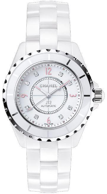Chanel H4864 J12 Automatic Women S Watch Watchmaxx Com