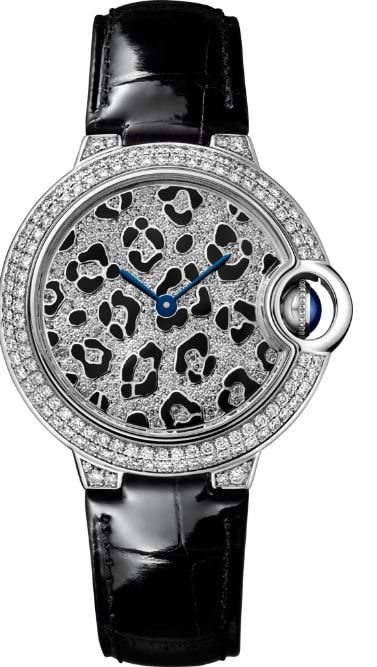 Cartier Ballon Bleu Womens Watch HPI01064