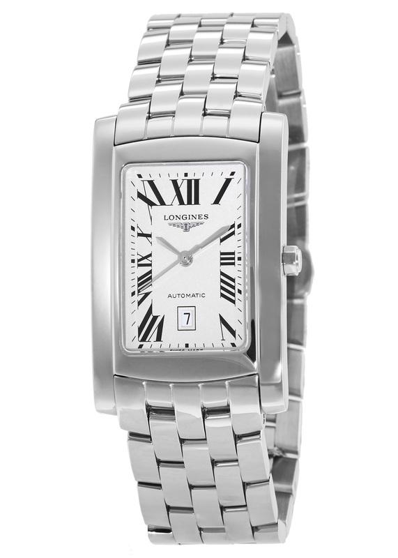 Longines L5.657.4.71.6 DolceVita Men s Watch - WatchMaxx.com 754dc74dfab