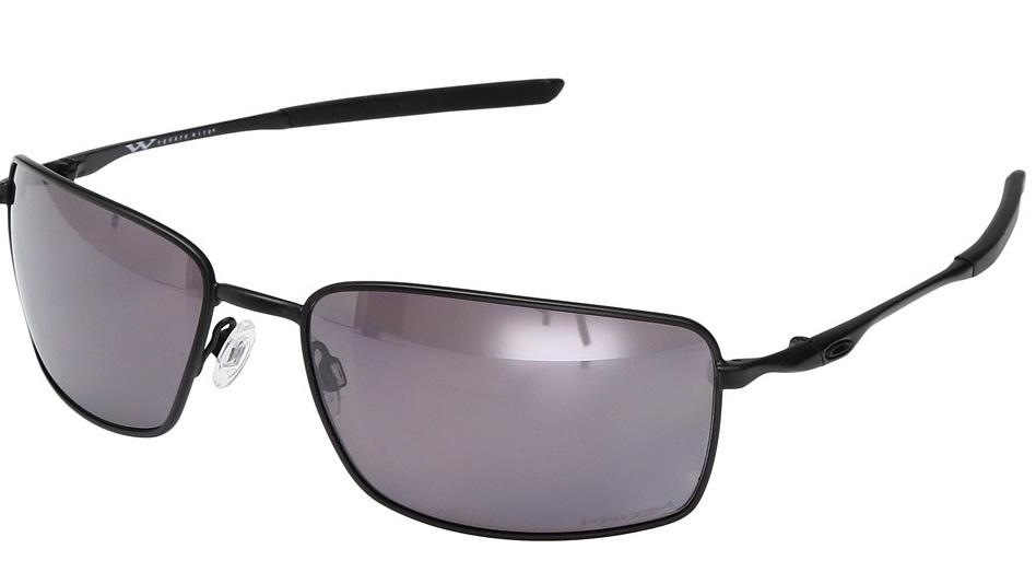 62df8e1854b Oakley Square Wire Prizm Polarized Sunglasses OO4075-09