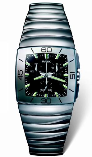 Rado R13434172 Sintra Chronograph Men S Watch Watchmaxx Com