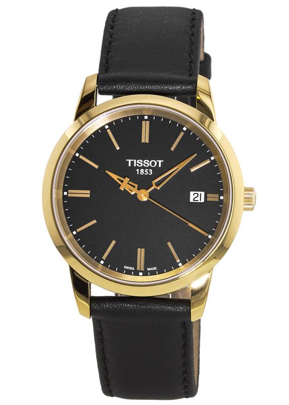 Dreamy And Classic Boxwood Gardens: Tissot T033.410.36.051.01 T-Classic Classic Dream Men's