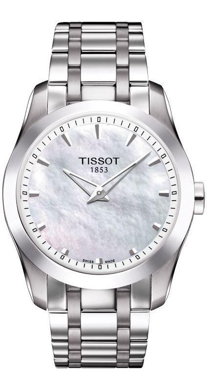 Tissot T-Trend Couturier Secret Date Women s Watch T035.246.11.111.00 3f37913c2