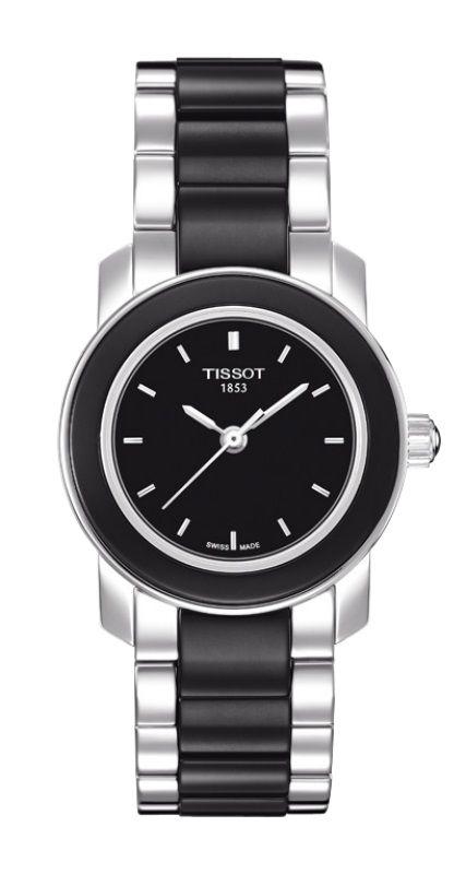Tissot T064 210 22 051 00 T Trend Cera Women S Watch
