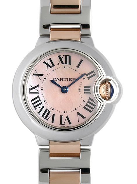 Cartier Ballon Bleu Womens Watch W2BB0009