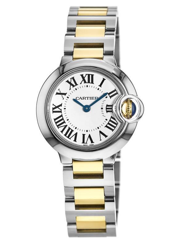 Cartier Ballon Bleu Womens Watch W2BB0010