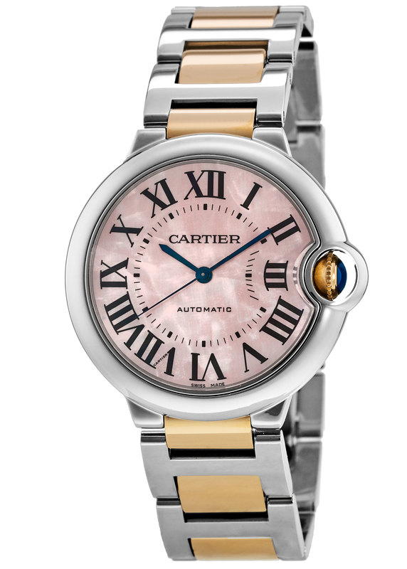 Cartier Ballon Bleu Womens Watch W2BB0011