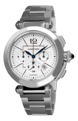 Cartier W31085M7 Pasha Seatimer Chronograph Men s Watch - WatchMaxx.com 9dd45a7372