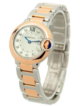 Cartier Ballon Bleu Womens Watch W3BB0005