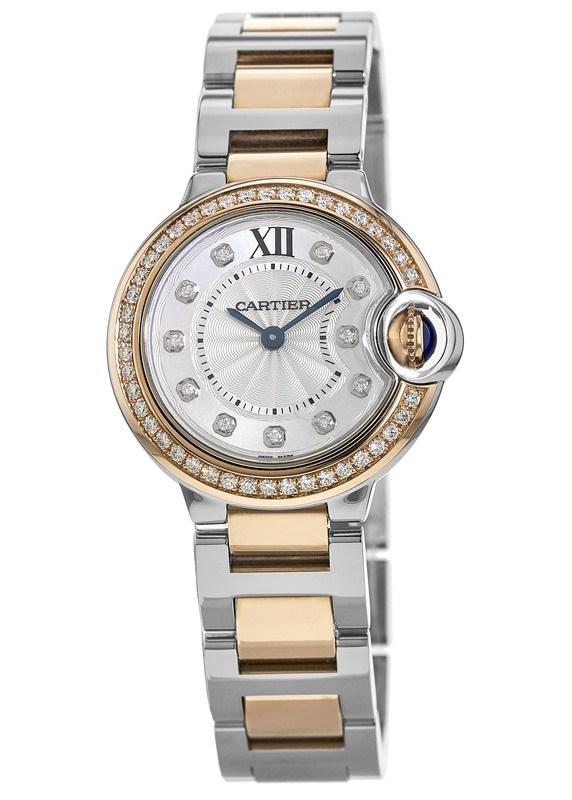 Cartier Ballon Bleu Womens Watch W3BB0009