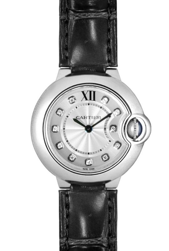 Cartier Ballon Bleu Womens Watch W4BB0008