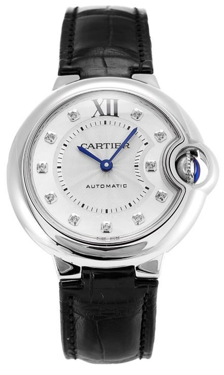 Cartier Ballon Bleu Womens Watch W4BB0009