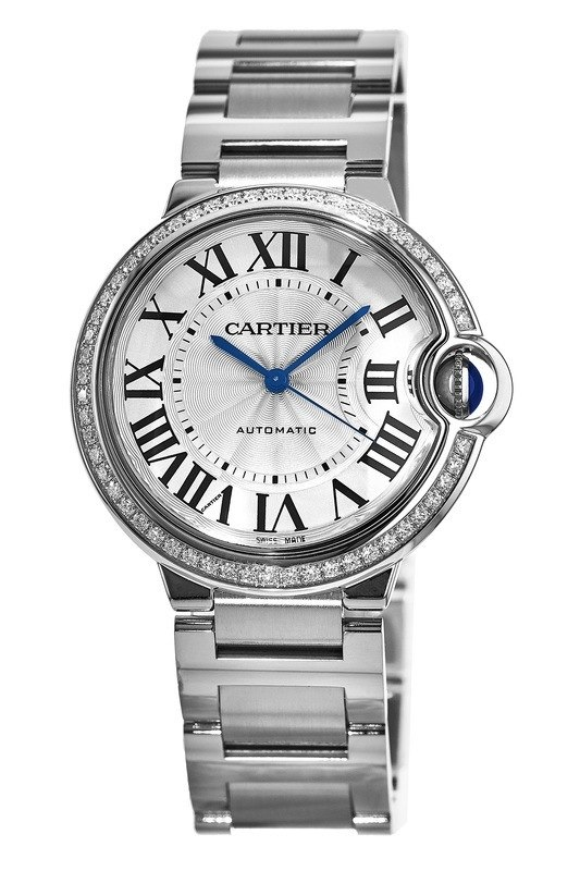 Cartier Ballon Bleu Womens Watch W4BB0017