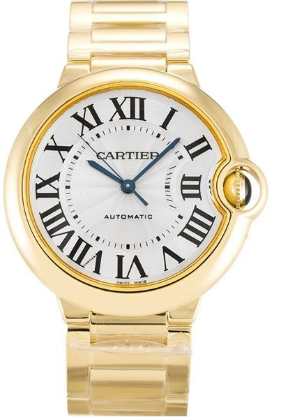 Cartier Ballon Bleu Womens Watch W69003Z2