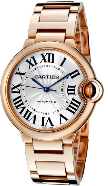 Cartier Ballon Bleu Womens Watch W69004Z2