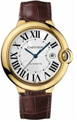 Cartier Ballon Bleu Mens Watch W6900551