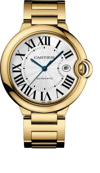 Cartier Ballon Bleu Mens Watch W69005Z2