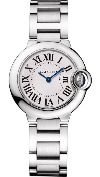 Cartier Ballon Bleu Womens Watch W69010Z4