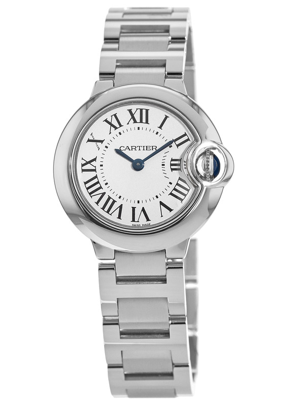 Cartier Ballon Bleu Womens Watch W69010Z4
