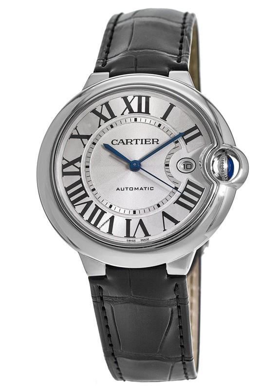 Cartier Ballon Bleu Mens Watch W69016Z4