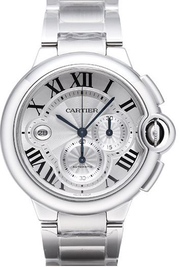 Cartier Ballon Bleu Mens Watch W6920002