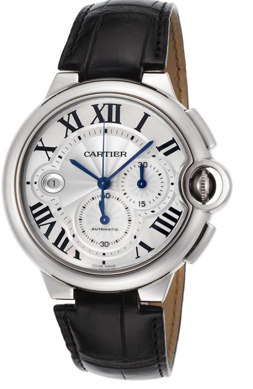 Cartier Ballon Bleu Mens Watch W6920005