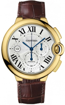 Cartier Ballon Bleu Mens Watch W6920007