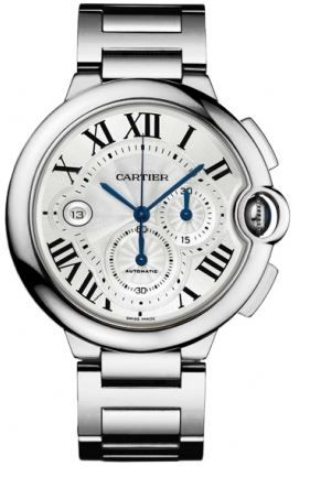 Cartier Ballon Bleu Mens Watch W6920031