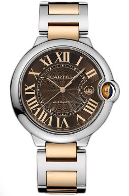 Cartier Ballon Bleu Mens Watch W6920032