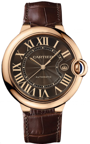 Cartier Ballon Bleu Mens Watch W6920037